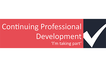Continuing Professional Development 'I'm taking part'