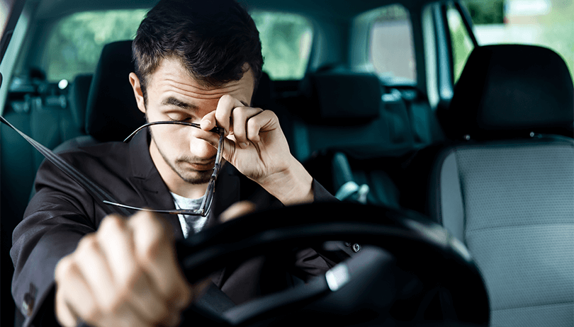 Brum Driving School - Advice to avoid driving tired
